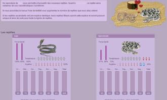 Reptilzer - Conviertete en el mejor criador de reptiles