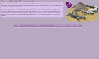 Reptilzer - Administra una granja de reptiles